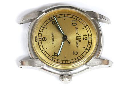 jean louis roehrich watch jean louis roehrich 15 jewels manual wind watch 121621