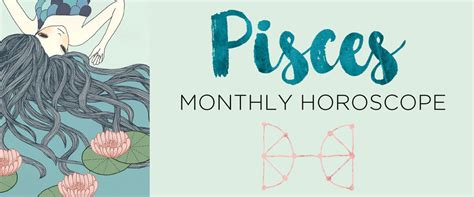 pisces monthly horoscope   astrotwins astrostyle