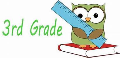 Clipart Third Grade Clip 3rd Owl Mrs