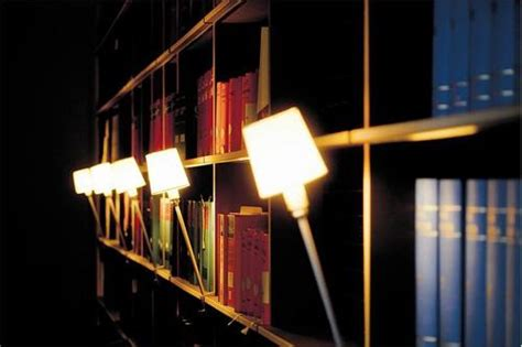 modern home library design lighting ideas  bookcases