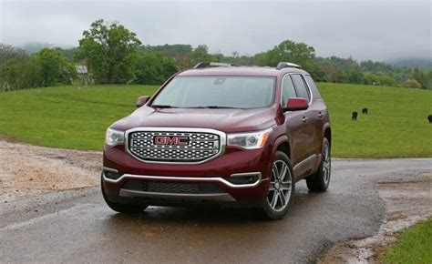 2019 Gmc Acadia Price, Changes, Release Date, Specs
