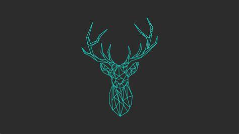 Polygon Animal Wallpaper - polygon deer wallpapers