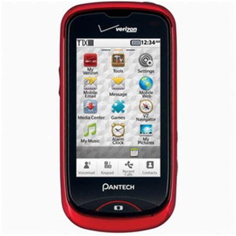 pantech hotshot pantech hotshot bluetooth gps thin touch phone verizon