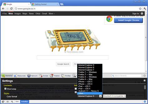 chrome agent switcher user built google updated