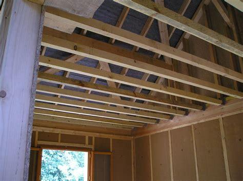 faire un plafond dans un garage comment faire un faux plafond la mob de fab et gui