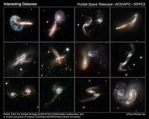 'When Galaxies Collide'- 59 New Hubble Images Released | WIRED
