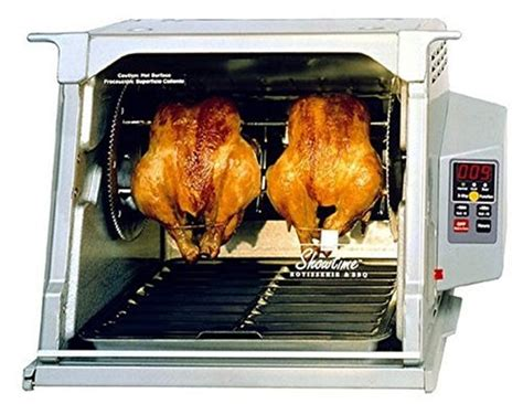 Rotisserie Chicken In Toaster Oven by Best Rotisserie Oven For Chicken Buying Guide And