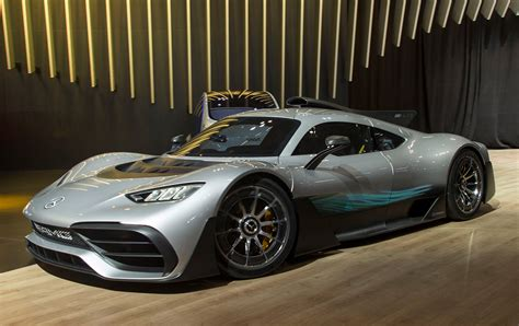 Mercedes-amg Project One Hypercar Has Asia Premiere