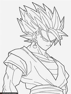 Imagenes De Goku Fase 1000 Para Pintar Imágenes De Goku Fase 4