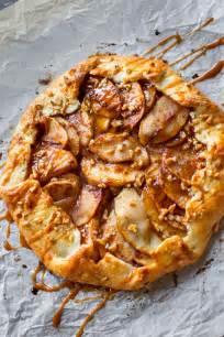 Healthy Pumpkin Dessert Bars by Salted Caramel Apple Galette Sallys Baking Addiction