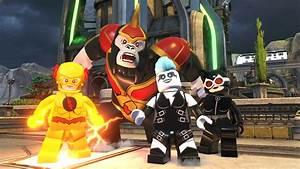 Lego Dc Super