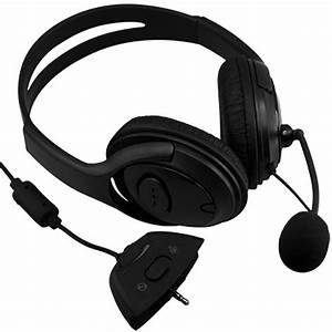 Marsnaska Protable Xbox360 Wired Gaming Chat Dual Headset