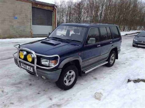 how can i learn about cars 1997 isuzu hombre space security system isuzu 1997 trooper 3 1 citation lwb car for sale