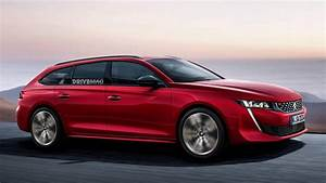 508 Peugeot 2018 : all new 2018 peugeot 508 sw should look a lot like this ~ Gottalentnigeria.com Avis de Voitures