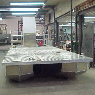 Used Welded Aluminum Boats For Sale In Florida by Pontoon On Steroids Michigan Sportsman