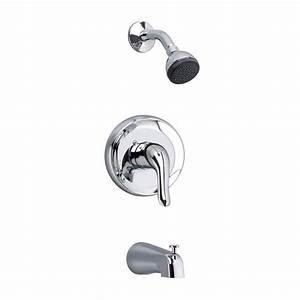 American Standard Colony 1 Handle Tub And Shower Faucet