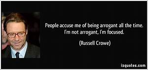 Arrogant Quotes... Funny Pompous Quotes