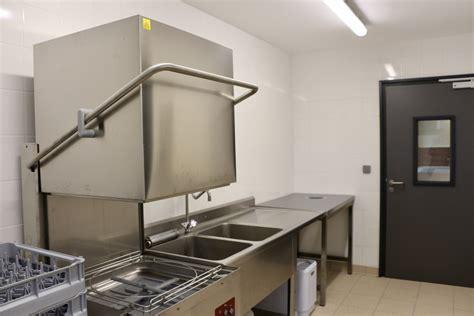 plonge cuisine salle polyvalente sas flament lesage