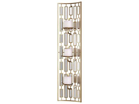Uttermost Grace Feyock Loire Mirrored Wall Sconce