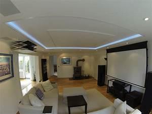 Lampen Wohnzimmer Decke : led lampen decke wohnzimmer avec abgeh ngte decke led et ~ Orissabook.com Haus und Dekorationen