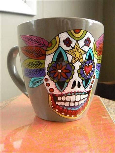 creative hand painted coffee mug designs xcitefunnet