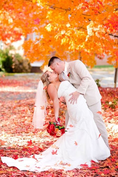40+ Gorgeous Fall Leaves Wedding Ideas  Deer Pearl Flowers