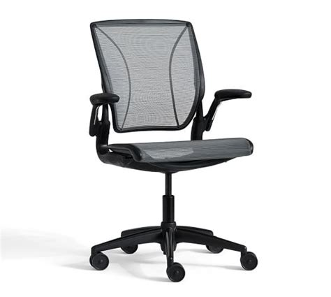 Humanscale® Diffrient World Mesh Desk Chair  Pottery Barn