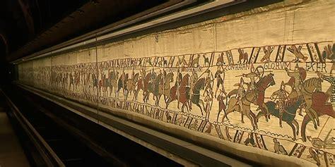 Tapisserie Or by La Tapisserie De Bayeux De Multiples Incertitudes Autour