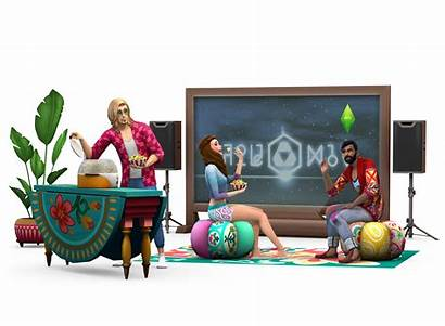 Sims Stuff Hangout Cool Pack Render Player