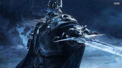 Lich King Wallpapers Warcraft Wrath