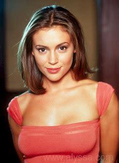 alyssa milano  actress hot pictures