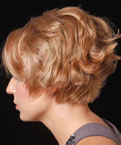 short wavy haircuts ideas  pinterest