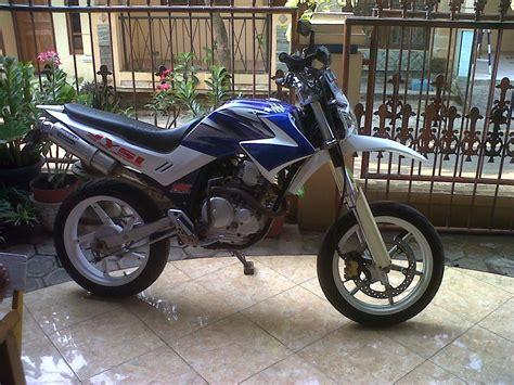 Yamaha Scorpio Z Modifikasi by Yamaha Scorpio Z Modifikasi Supermoto Thecitycyclist