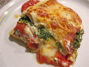 Pilz Rezepte Vegetarisch : pilz spinat lasagne von monika ~ Lizthompson.info Haus und Dekorationen