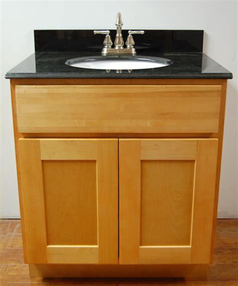 natural shaker bathroom vanities rta cabinet store