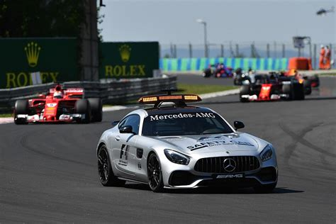 Formula 1's Safety Car Could Become Driverless, Says Fia