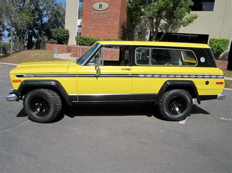 1977 jeep cherokee chief 1977 jeep cherokee chief for sale classiccars com cc