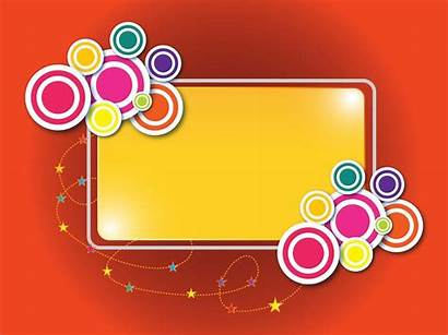 Colorful Label Template Vector Colors Freevector Graphics
