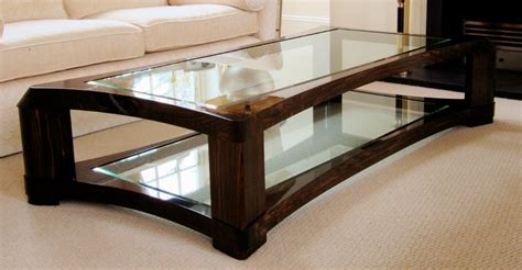Wood And Glass Top Coffee Tables  New Glass Top Coffee