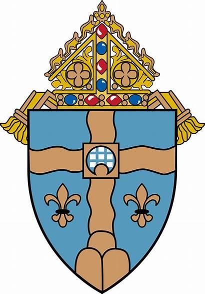 Joliet Crest Svg Diocese Catholic Roman Illinois