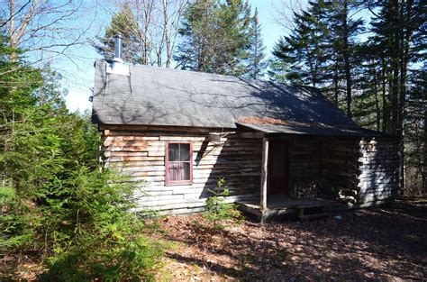 Maine Cabin For Sale In Ludlow Maine