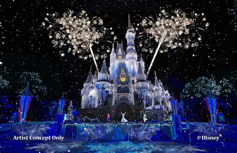 'Frozen' Attraction Set for Disney World   Animation Magazine