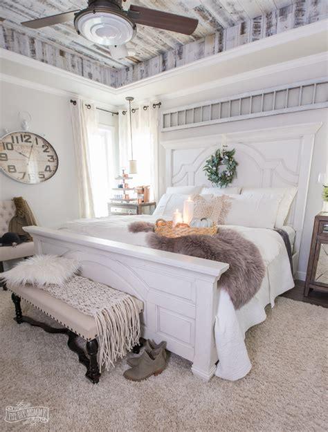 cozy easy fall bedroom decorating ideas  diy mommy