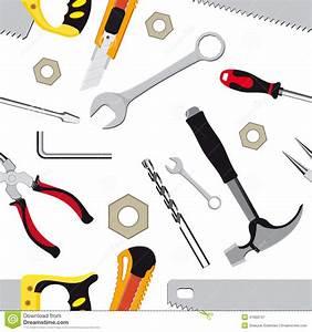 94 Outil De Bricolage : fond d 39 outils de bricolage illustration de vecteur ~ Dailycaller-alerts.com Idées de Décoration