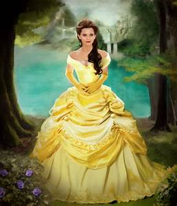 beauty and the beast 2017 images emma watson as belle With emma watson belle wedding dress