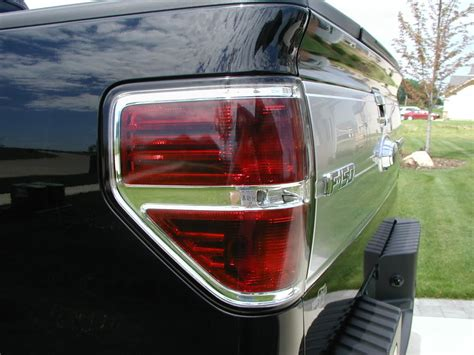 tinted lights ford f150 forum community of ford