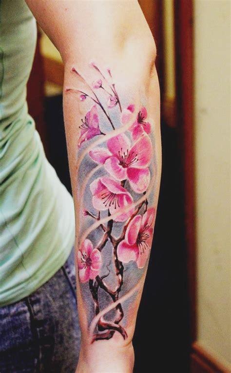 japanese cherry blossom tattoos     spring