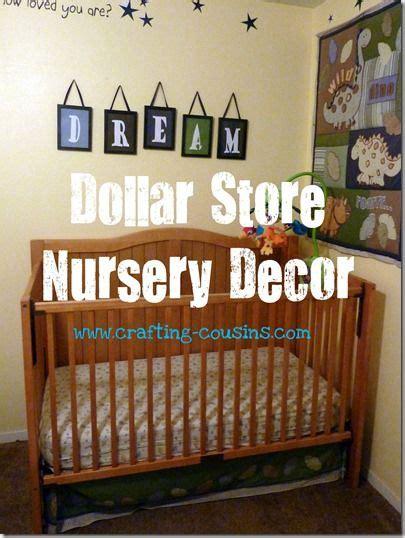 dollar store nursery decor diy nursery decor nursery