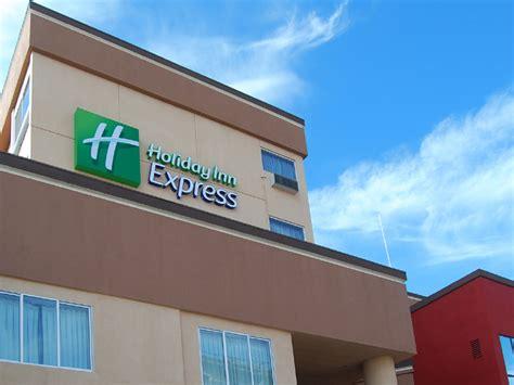 holiday inn express los angeles lax airport  los