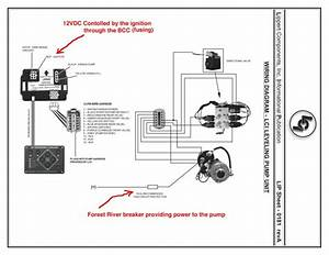 Lippert Hydraulic Pump Diagram